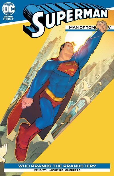 Superman – Man of Tomorrow #13 (2020)