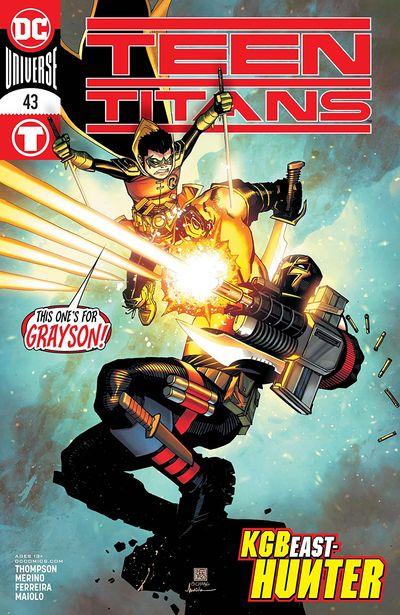 Teen Titans #43 (2020)