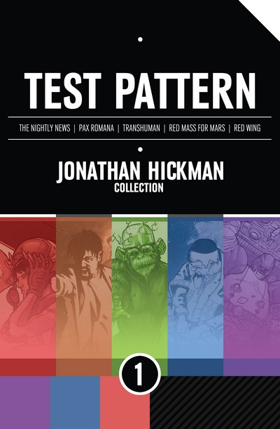 Test Pattern – Jonathan Hickman Collection (2012)