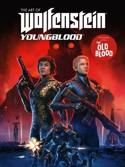 The Art of Wolfenstein – Youngblood (2020)