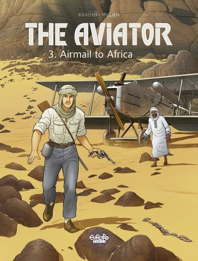 The Aviator #3 – Airmail to Africa (2020)