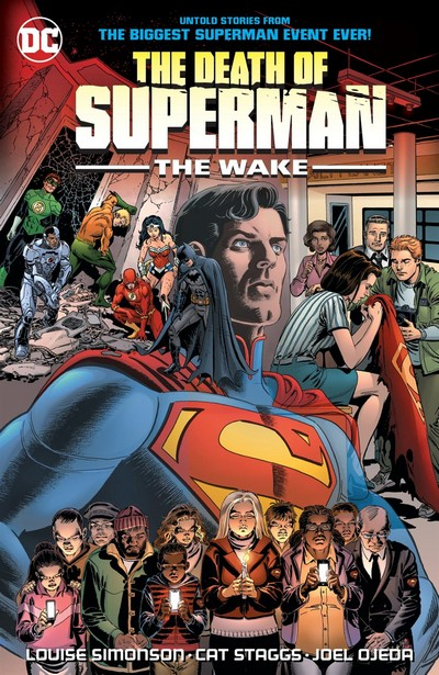 The Death of Superman – The Wake (TPB) (2019)