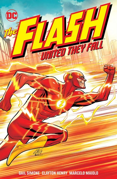 The Flash – United They Fall (TPB) (2020)