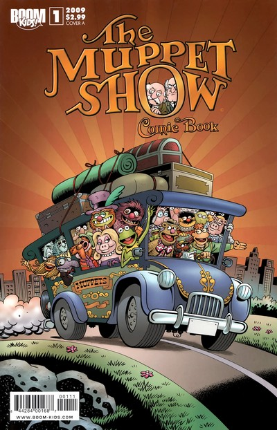 The Muppet Show (Comics Collection) (2009-2012)