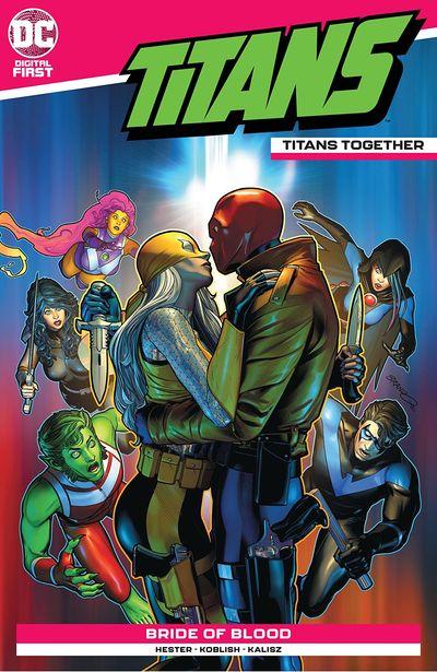 Titans – Titans Together #2 (2020)