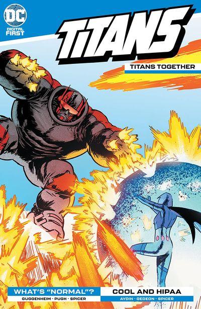 Titans – Titans Together #3 (2020)