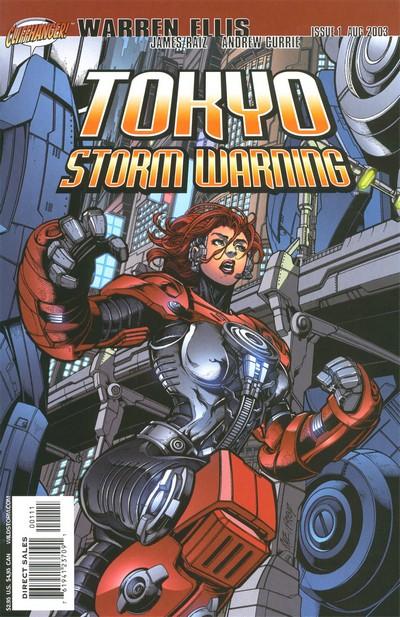 Tokyo Storm Warning #1 – 3 (2003)