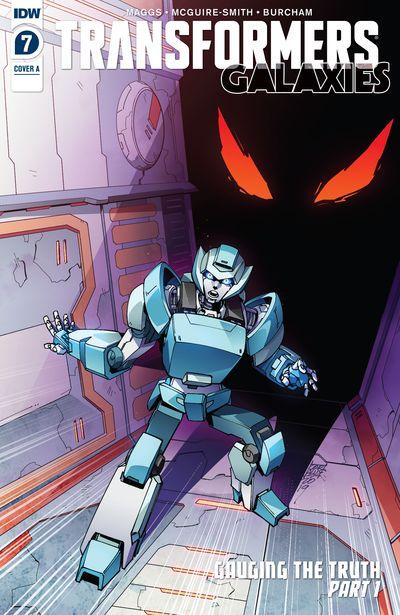 Transformers Galaxies #7 (2020)