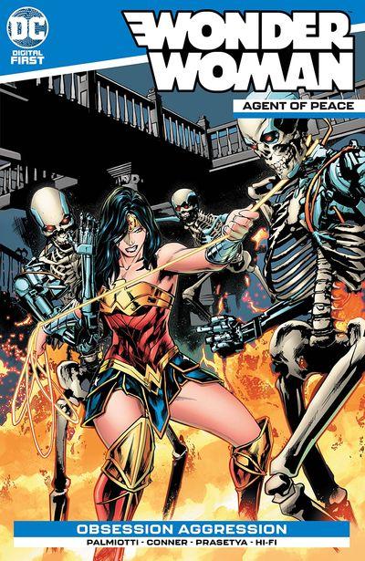Wonder Woman – Agent of Peace #9 (2020)