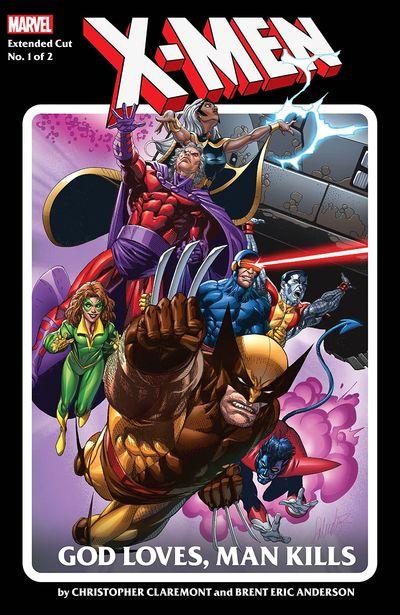 X-Men – God Loves, Man Kills Extended Cut #1 (2020)