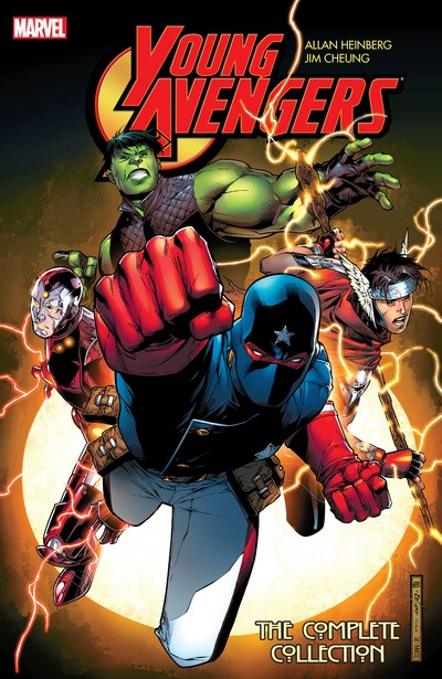 Young Avengers by Allen Heinberg and Jim Cheung – The Complete Collection (2016)