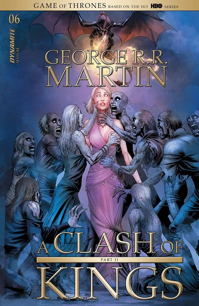 A Clash Of Kings Vol. 2 #6 (2020)