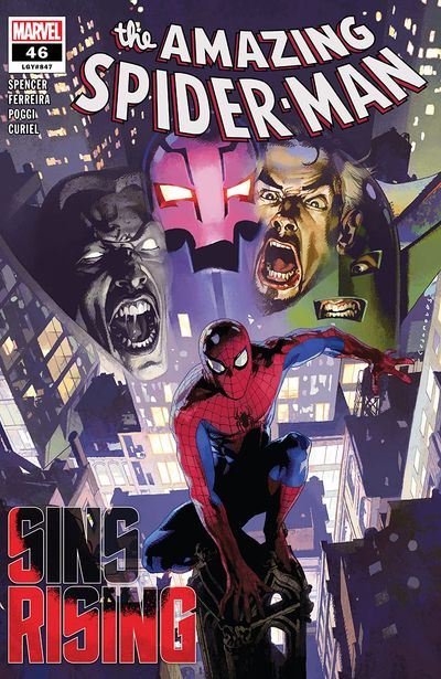 Amazing Spider-Man #46 (2020)