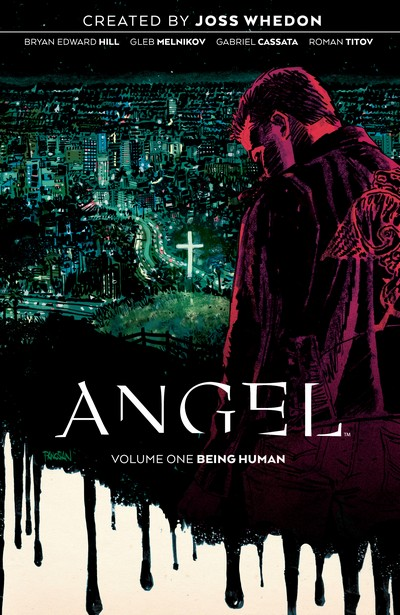 Angel Vol. 1 – 2 (TPB) (2019-2020)