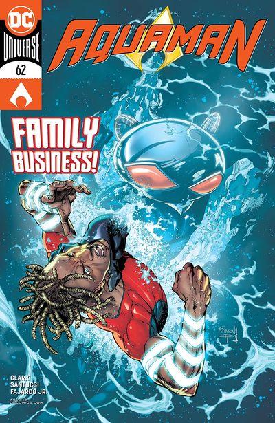 Aquaman #62 (2020)