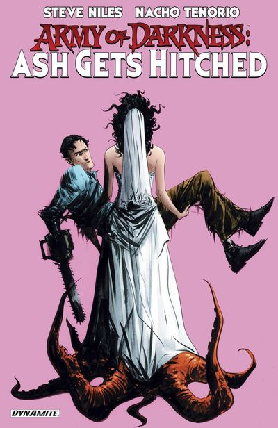 Army of Darkness – Ash Gets Hitched (TPB) (2015)