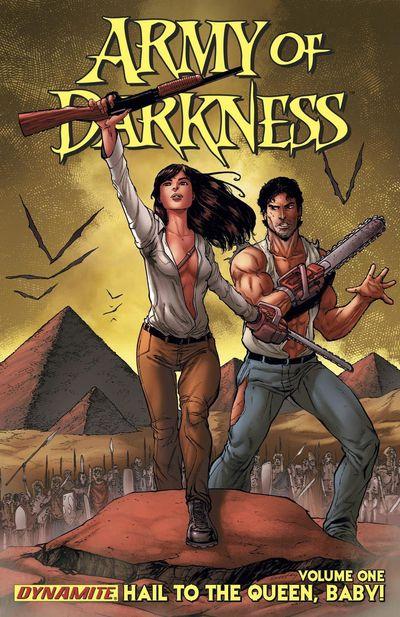 Army of Darkness Vol. 1 – 2 (TPB) (2013)
