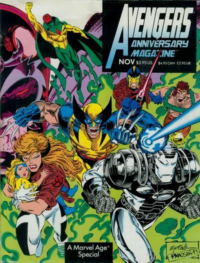 Avengers Anniversary Magazine (1993)
