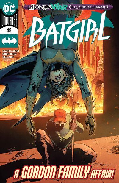 Batgirl #48 (2020)