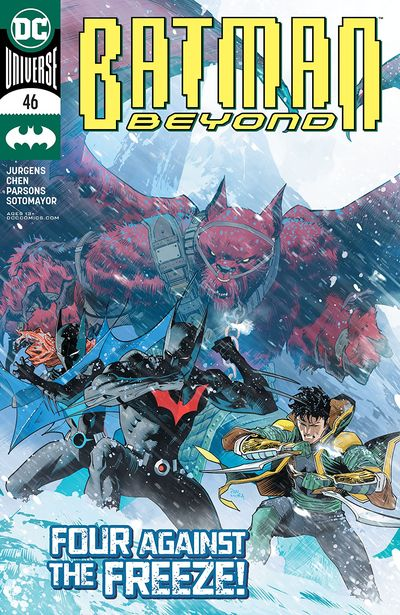 Batman Beyond #46 (2020)