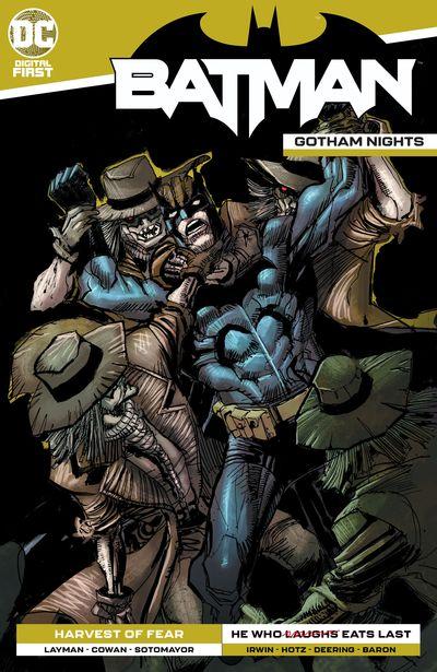Batman – Gotham Nights #17 (2020)
