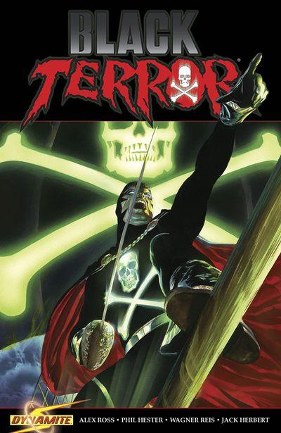 Black Terror Vol. 3 (TPB) (2011)