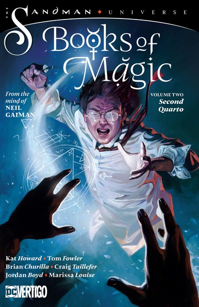 Books of Magic Vol. 2 – Second Quarto (TPB) (2020)
