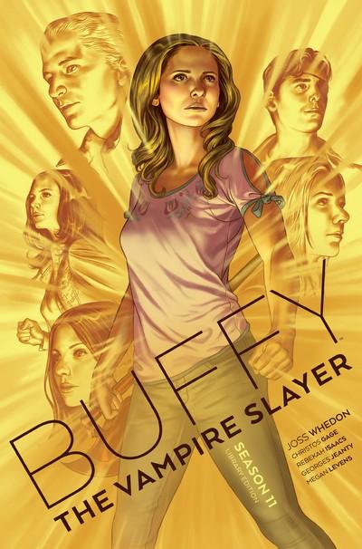 Buffy the Vampire Slayer – Season 11 Library Edition (2020)
