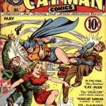 Cat-Man Comics #1 – 32 (1941-1945)