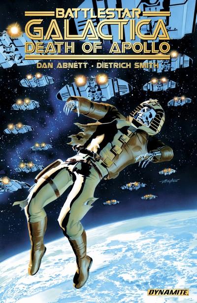 (Classic) Battlestar Galactica – The Death of Apollo Vol. 1 (TPB) (2015)