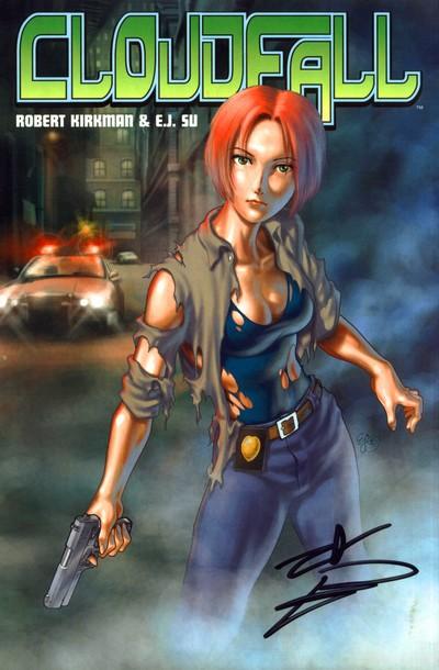 Cloudfall #1 (2003)
