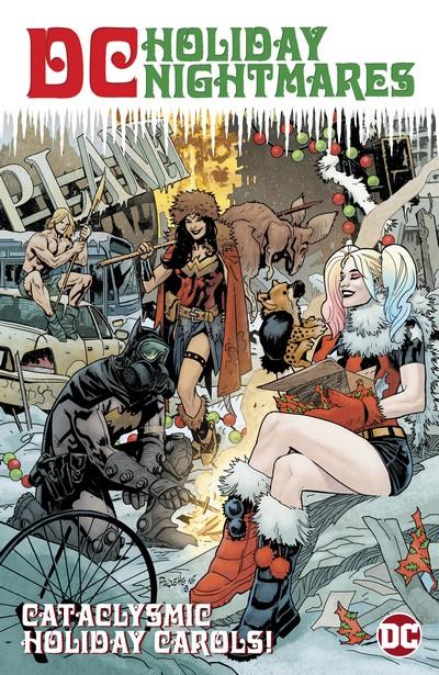 DC Holiday Nightmares (TPB) (2019)