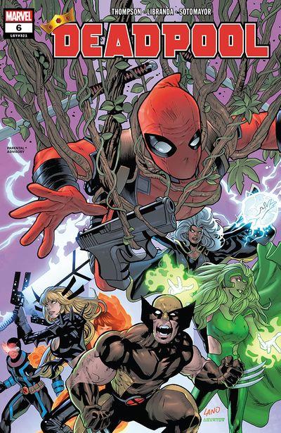 Deadpool #6 (2020)