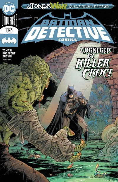 Detective Comics #1026 (2020)