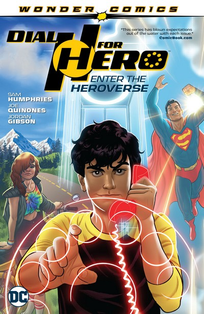 Dial H for Hero Vol. 1 – Enter the Heroverse (TPB) (2019)
