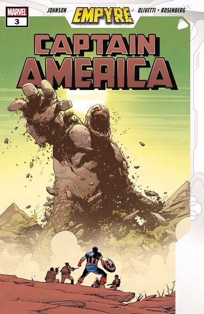 Empyre – Captain America #3 (2020)