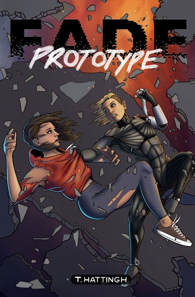 FADE Protoype (2020) (Indie Comics)