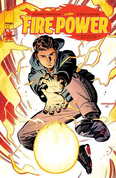 Fire Power #1 (2020)