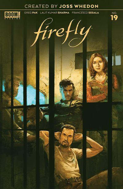 Firefly #19 (2020)