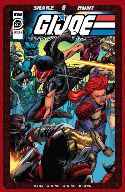 G.I. Joe – A Real American Hero #273 (2020)