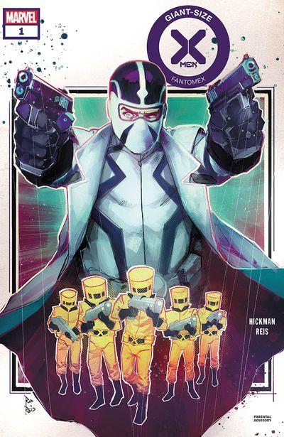 Giant-Size X-Men – Fantomex #1 (2020)