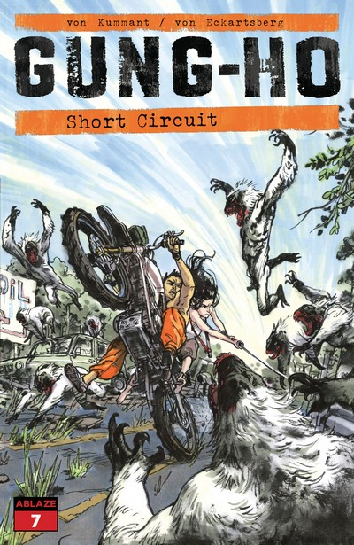 Gung-Ho #7 – Short Circuit (2020)