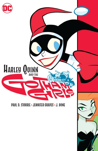 Harley Quinn and the Gotham Girls (TPB) (2020)