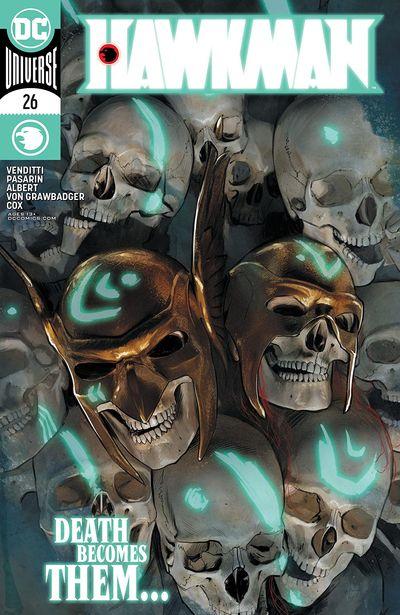 Hawkman #26 (2020)