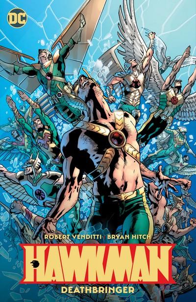 Hawkman Vol. 2 – Deathbringer (TPB) (2019)