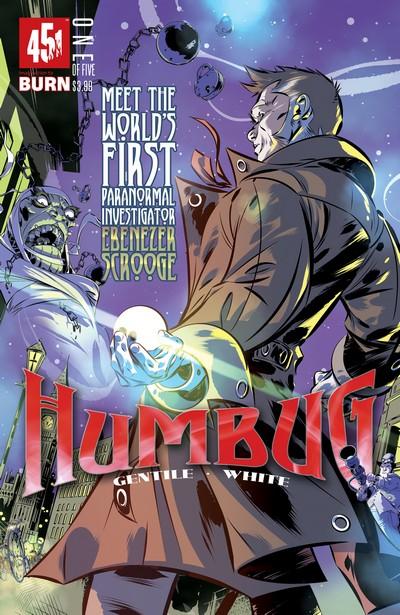 Humbug #1 – 5 (2015-2016)
