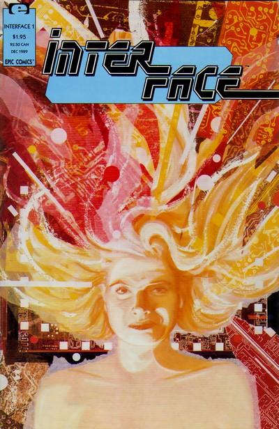 Interface #1 – 8 (1989-1990)