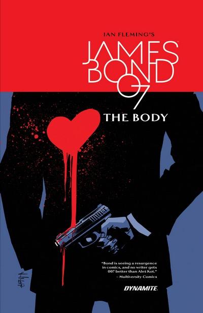 James Bond – The Body (TPB) (2018)
