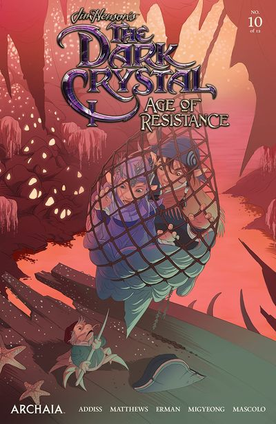 Jim Henson's The Dark Crystal – Age of Resistance #10 (2020)