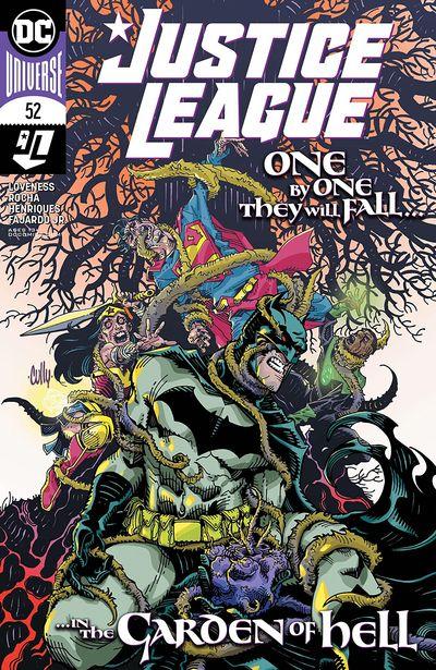 Justice League #52 (2020)